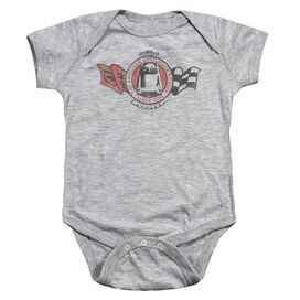 Chevrolet Gentlemen's Racer Infant Snapsuit Athletic Heather