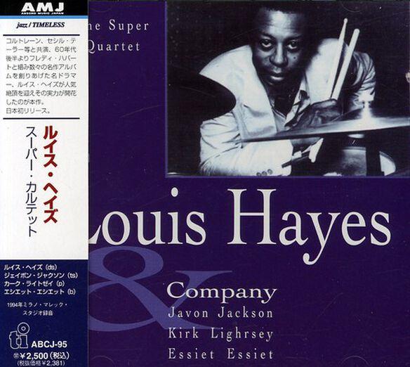 Louis Hayes & Company - Super Quartet