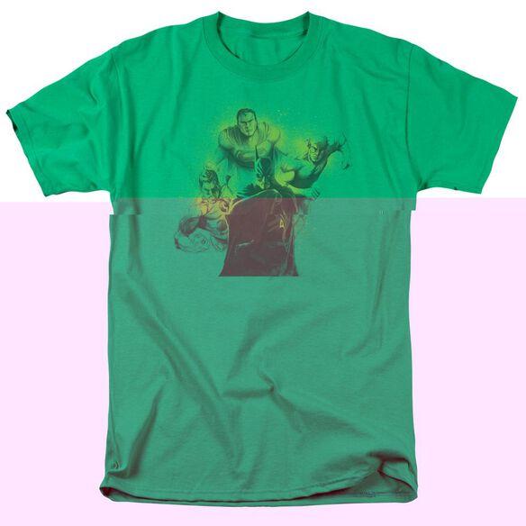 DCO SPRAY SKETCH LEAGUE-S/S ADULT T-Shirt