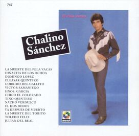 Chalino Sanchez - Pela Vacas