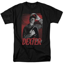 Dexter See Saw Short Sleeve Adult T-Shirt