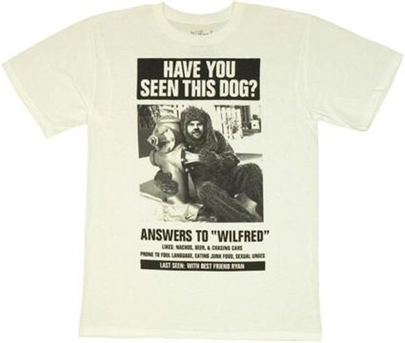 Wilfred Lost Dog T-Shirt