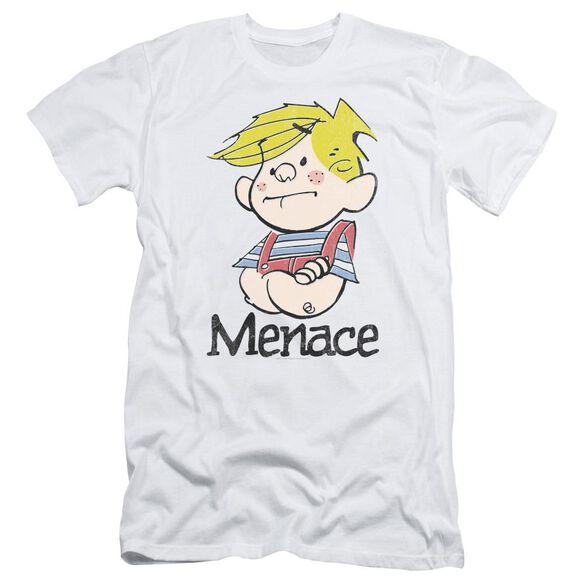 Dennis The Menace Menace Short Sleeve Adult T-Shirt