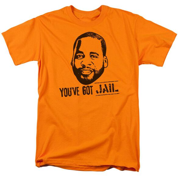 Youve Got Jail Short Sleeve Adult T-Shirt