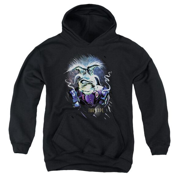 Farscape Rygel Smoking Guns Youth Pull Over Hoodie