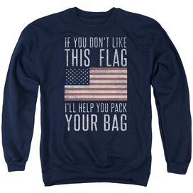 Pack Your Bag Adult Crewneck Sweatshirt