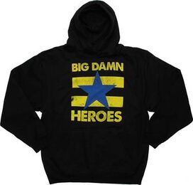 Firefly Big Damn Heroes Vintage Hoodie