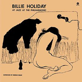Billie Holiday - At Jazz at the Philarmonic