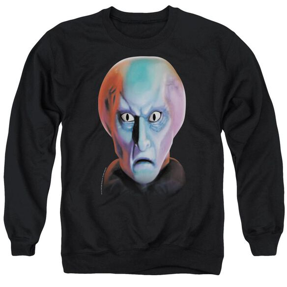 Star Trek Balok Head Adult Crewneck Sweatshirt