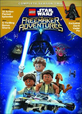 LEGO Star Wars: The Freemaker Adventures - Complete Season Two