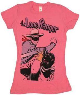 Lone Ranger Punch Baby Tee