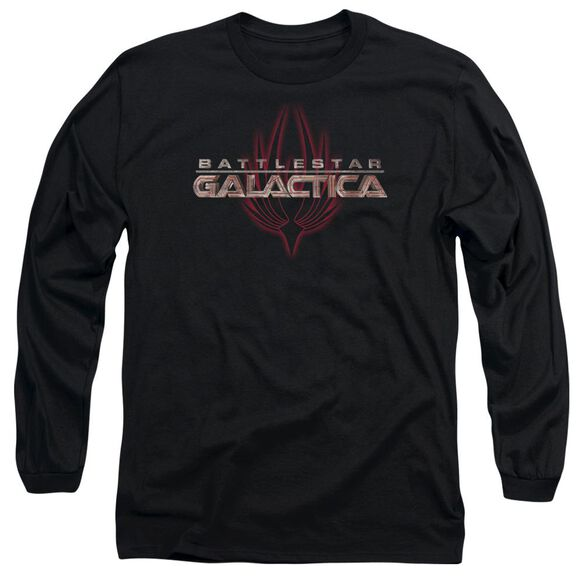 Bsg Logo With Phoenix Long Sleeve Adult T-Shirt