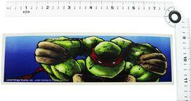 Ninja Turtles Tying Mask Sticker