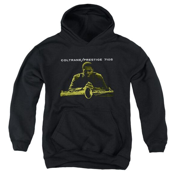 John Coltrane Mellow Yellow Youth Pull Over Hoodie