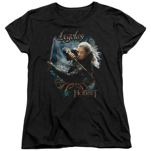 Hobbit Knives Short Sleeve Womens Tee T-Shirt