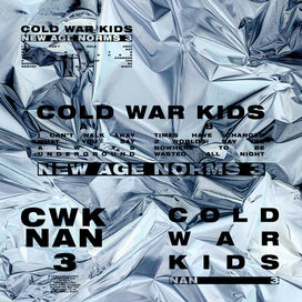 Cold War Kids - New Age Norms 3