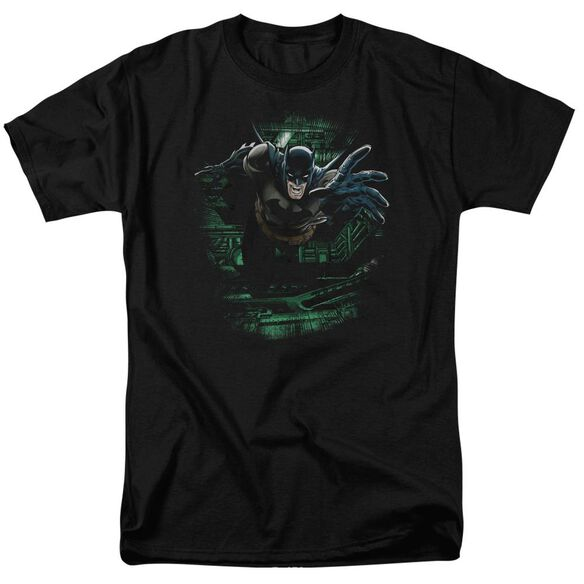 Batman Surprise Short Sleeve Adult T-Shirt