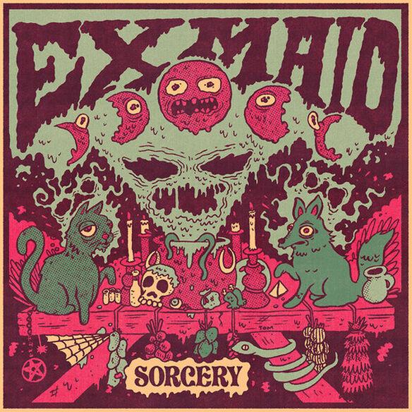 Exmaid - Sorcery