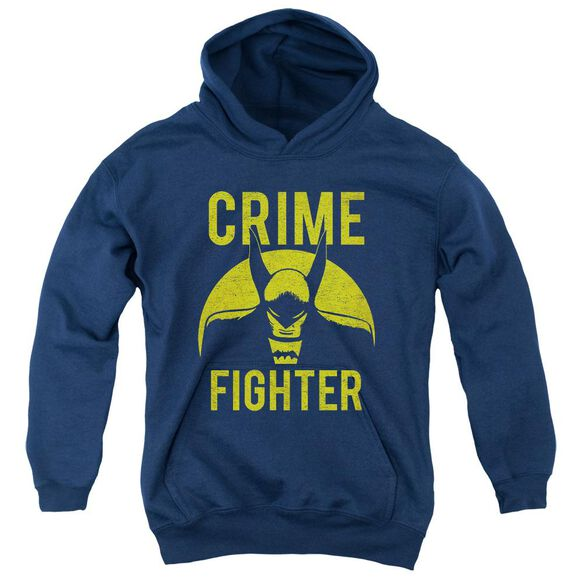 Dc Fight Crime Youth Pull Over Hoodie