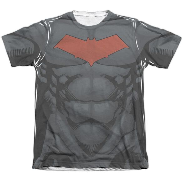 Batman Red Hood Style 2 Adult Poly Cotton Short Sleeve Tee T-Shirt