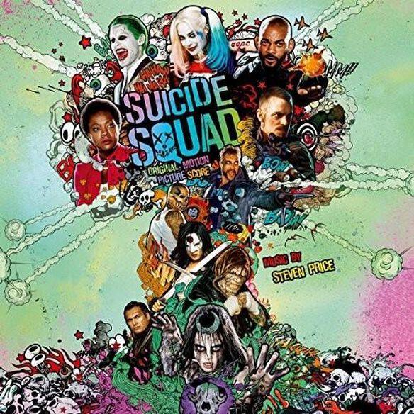 Suicide Squad Original Score (Mod)