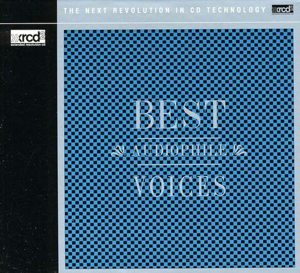 Best Audiophile Voices 1 / Various