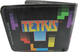 Tetris Falling Blocks Wallet