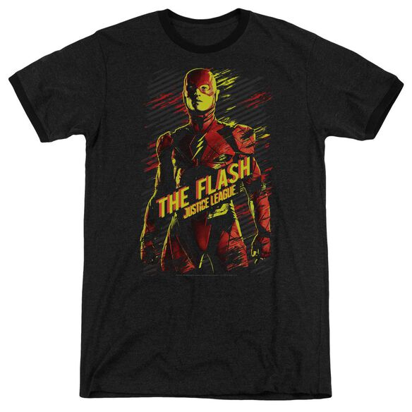 Justice League Movie The Flash Adult Ringer