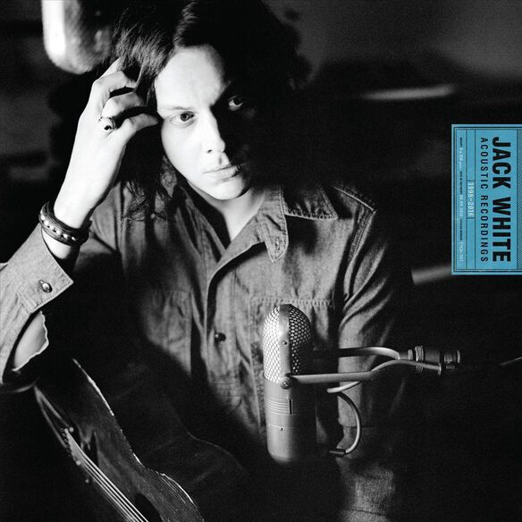 Jack White Acoustic Recordings 1998 2016 (Gate)