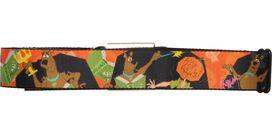 Scooby Doo Snack Spells Seatbelt Mesh Belt