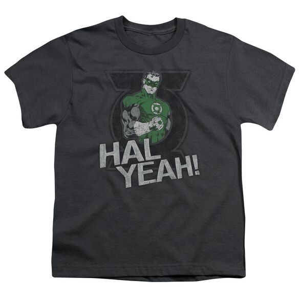 Green Lantern Hal Yeah Short Sleeve Youth T-Shirt