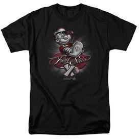 POPEYE PONG STAR-S/S T-Shirt