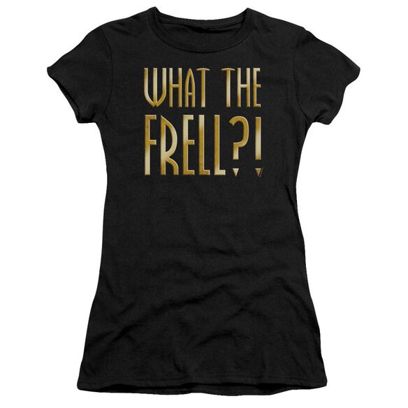 Farscape What The Frell Premium Bella Junior Sheer Jersey