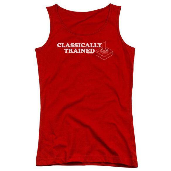 Classically Trained Juniors Tank Top