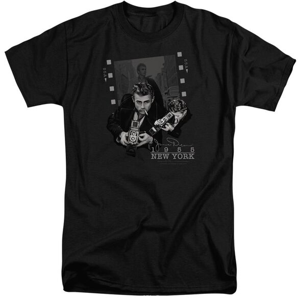 Dean Picture New York Short Sleeve Adult Tall T-Shirt
