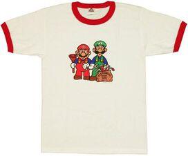 Mario Bros T-Shirt