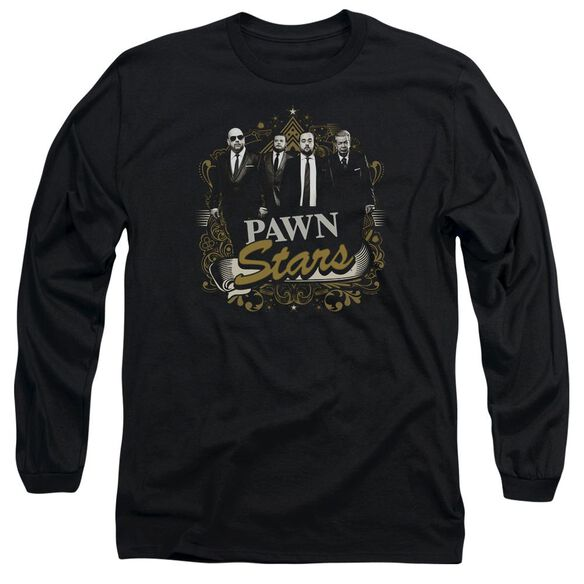 Pawn Stars Deal Long Sleeve Adult T-Shirt