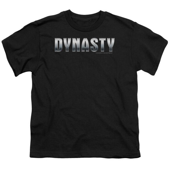 Dynasty Dynasty Shiny Short Sleeve Youth T-Shirt