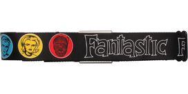 Fantastic Four Team Icons Seatbelt Mesh Belt