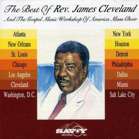 Rev. James Cleveland - Best of Rev James Cleveland & Gmwa