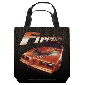 Pontiac Firebird Tote Bag