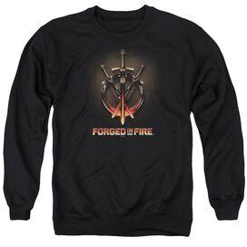 Forged In Fire Swords Adult Crewneck Sweatshirt