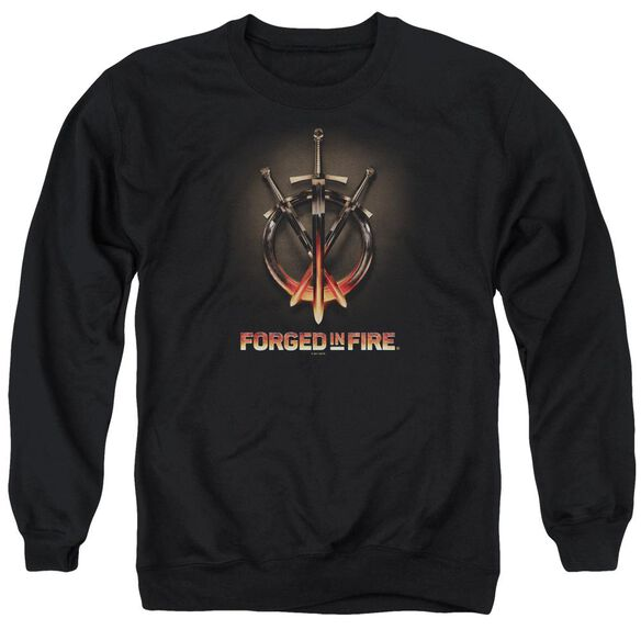 Forged In Fire Swords Adult Crewneck Sweatshirt