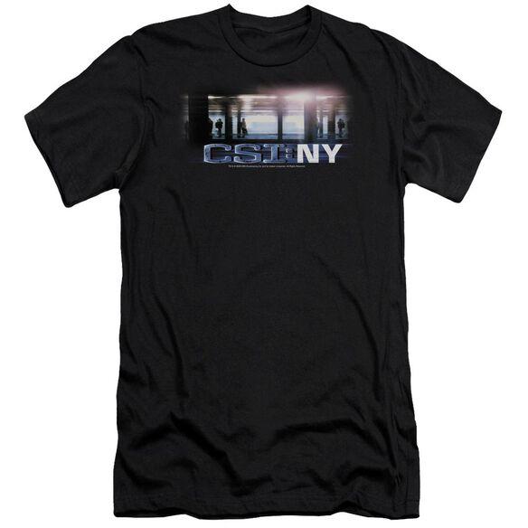 CSI NEW YORK SUBWAY - S/S ADULT 30/1 T-Shirt