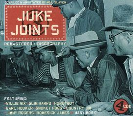 Various Artists - Juke Joints 3