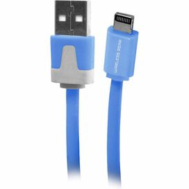 Wireless Gear Lightning-USB Cable [3.2 FT] [Blue]