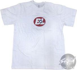 Wall E BNL Logo T-Shirt