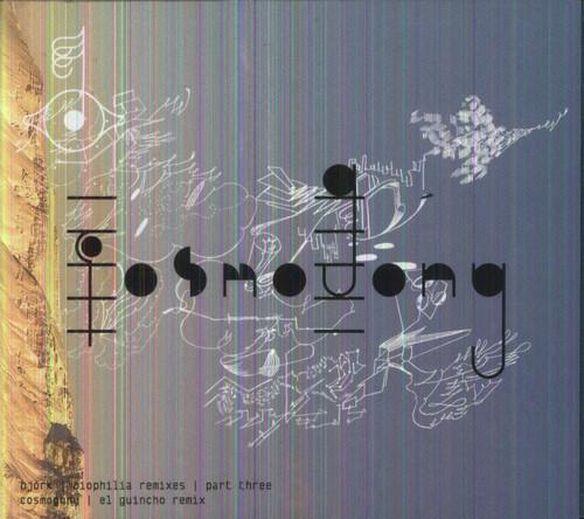 Bjork - Biophilia Remix Series 3