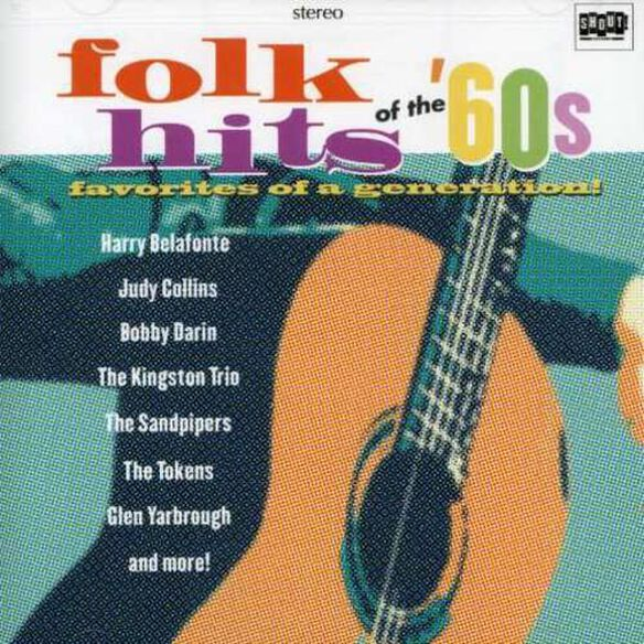 Folk Hits Of The 60 S / Various