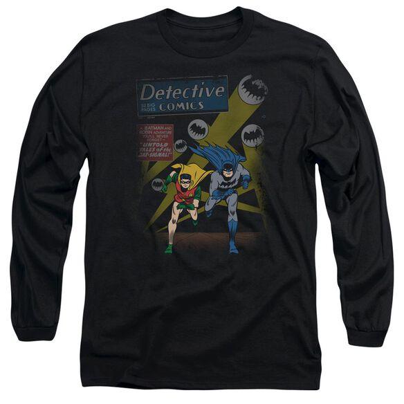 Batman Dynamic Duo Long Sleeve Adult T-Shirt